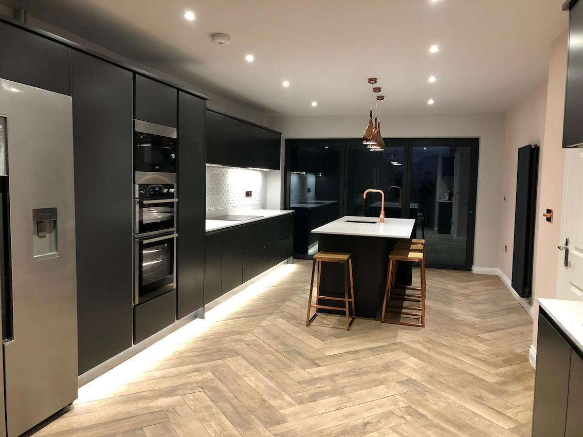 Specialist in Kitchen Installations